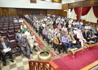 إقامة 6 محطات رفع وصرف صحي في كفر الشيخ