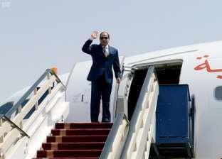 السيسي يغادر جزيرة كريت اليونانية بعد مشاركته في القمة الثلاثية