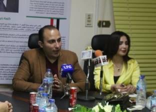 """""""IQF"""" الدولية تمنح رئيس الأكاديمية المصرية العربية شهادة الجودة"""
