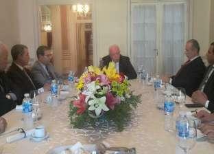 المالكي يطلع السفراء العرب لدى الأرجنتين على آخر المستجدات الفلسطينية