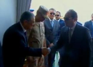بث مباشر| السيسي يفتتح مشروعات الطريق الدائري ومحاور النيل