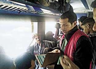 «100 مليون صحة» تستهدف الغلابة فى قطارات الصعيد بالمنيا