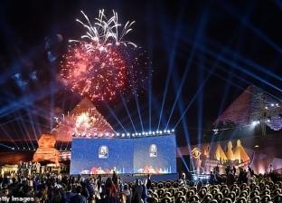 قرعة كأس الأمم الإفريقية تحت سفح الأهرامات تثير إعجاب الصحف العالمية