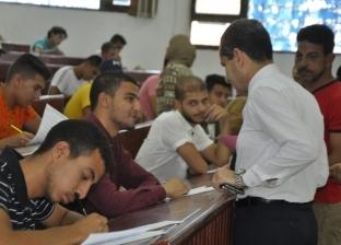 بدء امتحانات الدور الثاني للشهادة الإعدادية داخل 486 لجنة في المنيا