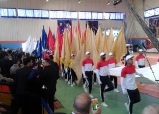 دبلوماسيون يشاركون في ملتقى الطلاب الوافدين بجامعة المنصورة