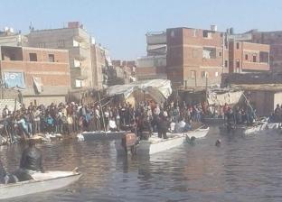 """انتحار طالبة غرقا بترعة """"مصر الجديدة"""" في الدقهلية بسبب """"ضغوط المذاكرة"""""""