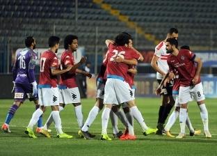 """قبل مواجهة المصري.. سجل إيجابي لـ""""بيراميدز"""" أمام الفرق الجماهيرية"""