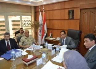 لجنة تعيين مصابي العمليات الحربية تستعرض طلبات وزارتي الدفاع والداخلية