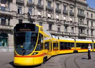 """""""النقل"""" تكشف مميزات """"الترام الأوكراني الجديد"""" في الإسكندرية"""