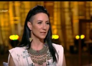 مغنية أمريكية: أشعر أن مصر بيتي.. وأحلم بالغناء أمام الأهرامات