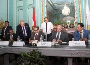 """""""القوى العاملة"""" و""""عين شمس"""" تتعاونان لنشر ثقافة السلامة والصحة المهنية"""
