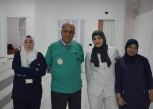 مركز القلب بجامعة الأزهر يساهم في مبادرة الرئيس لقوائم الانتظار