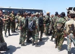 عاجل| الجيش السوري يفرض سيطرته الكاملة على منطقة الحجر الأسود