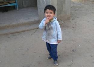 بالفيديو| تفاصيل إنقاذ أمين شرطة لطفل بعد سقوطه من الطابق الرابع