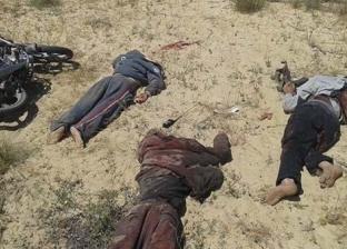 عاجل| مقتل 12 إرهابيًا في تبادل لإطلاق النار مع قوات الأمن بالعريش