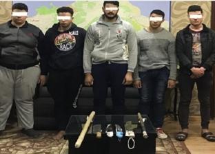 """""""أزمة توكتوك"""".. ضبط 4 أشقاء وصديقهم في اقتحام محل بقالة بالإسكندرية"""