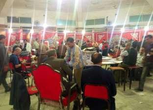 بالصور| بدء فرز أصوات الناخبين بانتخابات نادي الشرقية