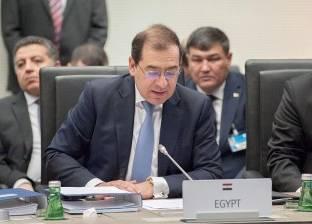 وزير البترول: تحديث منظومة نقل وتداول وتخزين المنتجات البترولية