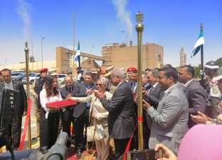 وزيرة البيئة تفتتح أول مصنع للوقود البديل باستثمارات 200 مليون جنيه