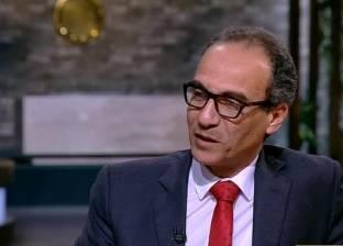 """""""هيثم الحاج"""": معرض الكتاب يحوي 900 ألف عنوان"""