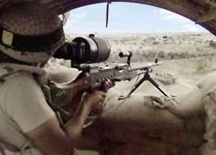 إصابة مجند برصاص قناص في الشيخ زويّد