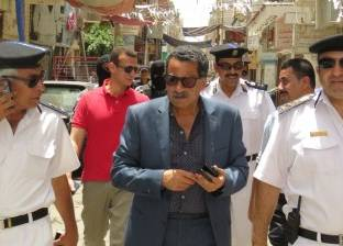 مدير أمن الإسماعيلية يتابع تأمين انتخابات النقابات العمالية