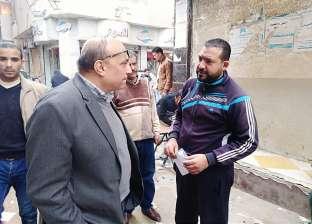نائب محافظ الإسكندرية يقود حملة تموينية مكبرة غرب المدينة
