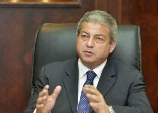 """""""عبدالعزيز"""" يغادر مطار القاهرة متوجها إلى تونس لحضور مباراة المنتخب"""