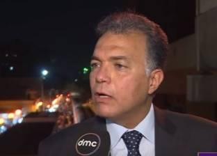 """وزير النقل يوضح مخطط مشروع """"القطار السريع"""": وسيلة حضارية"""
