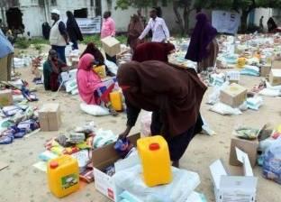 الإمارات تنفذ المرحلة الأولى من إغاثة الصومال