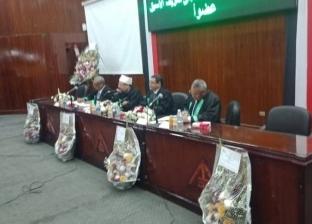 """وزير الأوقاف: نصف جرائم الجماعات الإسلامية ارتكبت بذريعة """"الخلافة"""""""