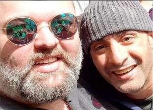 """محمد محمود عبدالعزيز لـ""""السقا"""":""""الجدعنة والرجولة نورت فنون مصر ورحيم"""""""