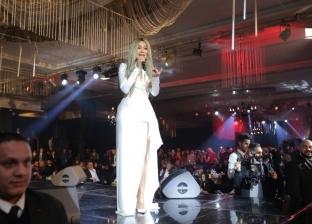 بالصور| مايا دياب تتألق في حفل عيد الحب بالقاهرة الجديدة