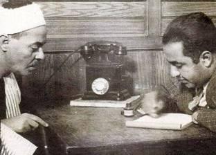"""حوار نادر لـ""""قيثارة السماء"""".. محمد رفعت: أول مكافأة حصلت عليها 20 قرشا"""