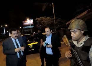 """مدير أمن الدقهلية لـ""""أفراد الكمائن"""": """"مفيش هزار.. إحنا في حرب صريحة"""""""