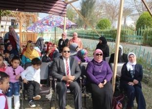 فتح الالتحاق بمركز رعاية الطفولة بجامعة المنيا