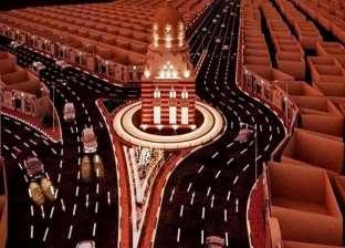 محافظة القاهرة: بدء تنفيذ المرحلة الأولى من محور الفردوس بطول 8 كم