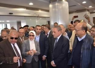 """تطوير مستشفى """"أبو خليفة"""" بالإسماعيلية استعدادا لـ""""أمم إفريقيا"""""""