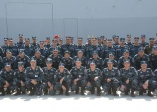 وحدات بحرية تغادر إلى فرنسا للمشاركة في تدريب كليوباترا - جابيان 2019