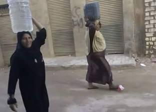 انقطاع مياه الشرب عن مركز طامية وبعض قرى سنورس في الفيوم