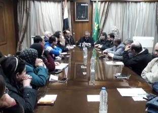 خط ساخن للتنسيق بين مستشفيات شبرا ورفع كفاءة استقبال المرضى