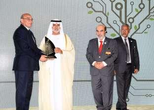 وزير الزراعة يشارك في تكريم الفائزين بجائزة خليفة الدولية لنخيل التمر