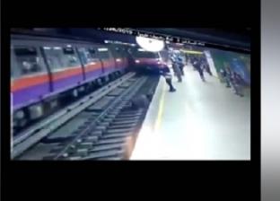 عاجل| انتحار فتاة عشرينية بمحطة مترو ساقية مكي