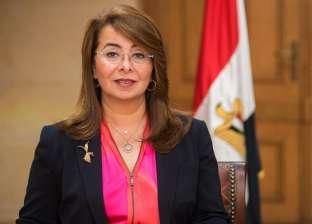 """وزيرة التضامن تكشف آخر التطورات في فعاليات مبادرة """"حياة كريمة"""""""