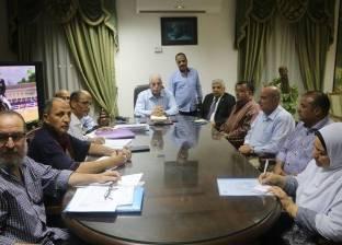محافظ جنوب سيناء يناقش استعدادات شرم الشيخ لاستضافة المؤتمرات الدولية