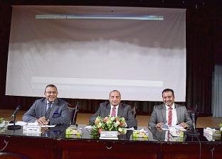 رئيس جامعة بني سويف يفتتح فعاليات مؤتمر الابتكار للطلاب