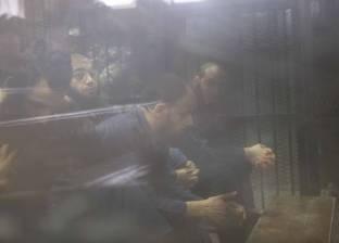 """تأجيل جلسة محاكمة 32 متهما في """"خلية ميكروباص حلوان"""" لـ25 سبتمبر"""