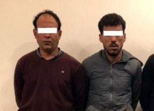 ضبط تشكيل عصابي تخصص في ارتكاب جرائم السرقات بالإكراه بالإسكندرية