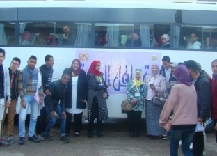 """قافلة طبية في منية سندوب ضمن أنشطة مهرجان"""" 800 سنة منصورة"""""""