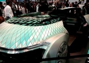 Transformers بقى حقيقة.. عرض أول سيارة روبوت ذاتية القيادة في الإمارات